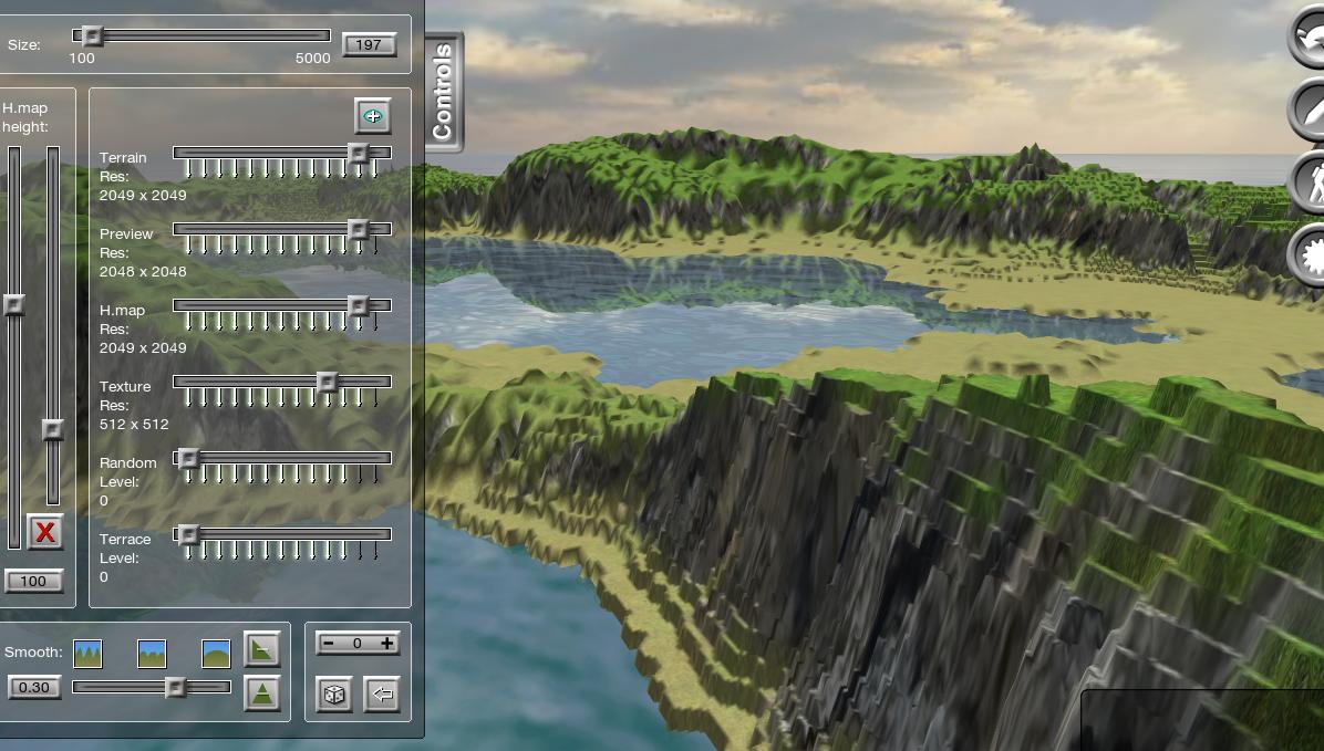Island heightmap raw downloader